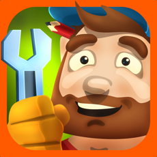 Activities of Tiny repair - fix home appliances and become a master of broken things in a cool game for kids