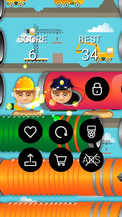 Town's Jumper - Addicting Time Killer Game screenshot-4