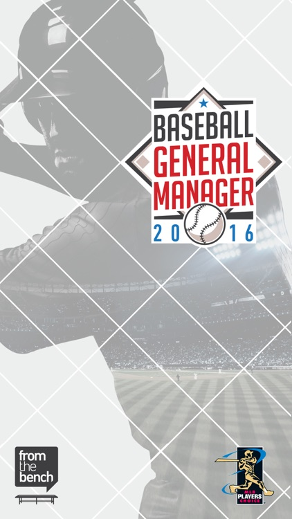 Baseball General Manager 2016 - Major League Fantasy Mobile App screenshot-4