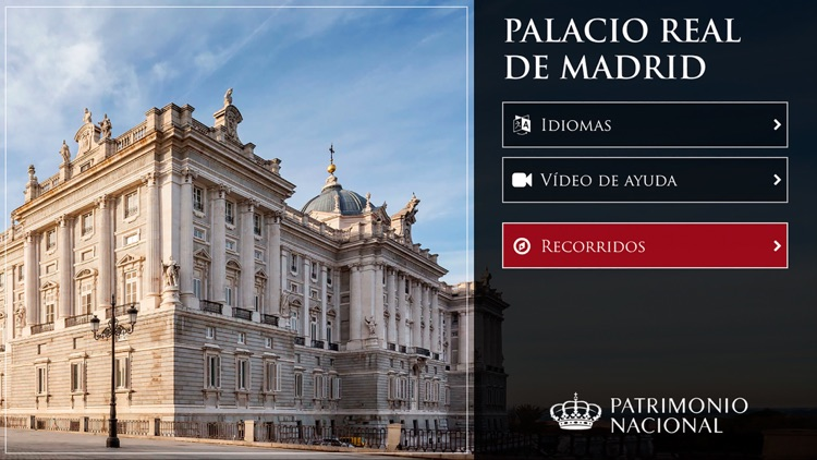 Palacio Real de Madrid screenshot-0