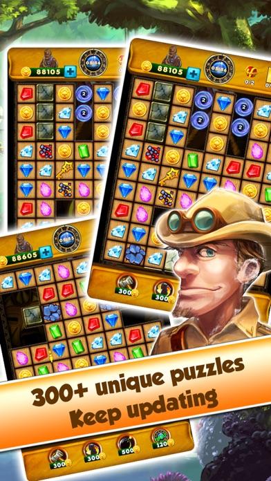 Gem Quest Hero - Jewel Legend