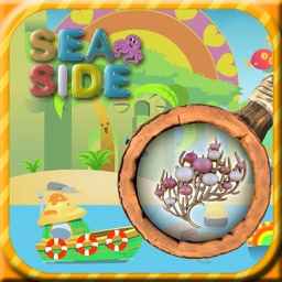 Tap Tap Hidden Objects : Sea Side Hidden object games with gamecenter
