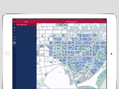 Penn Volunteer Toolkit screenshot