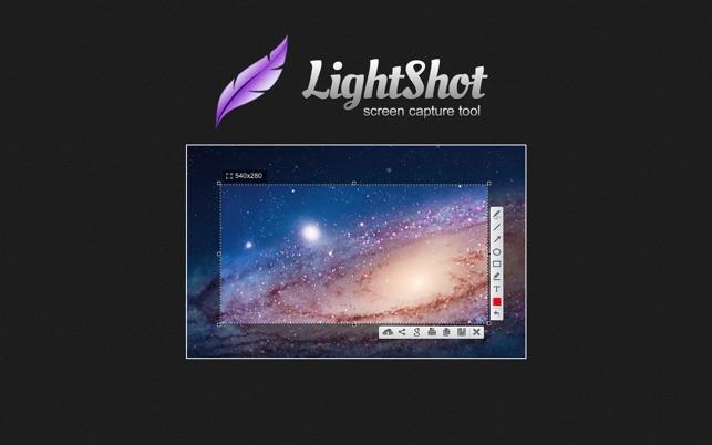 Lightshot Screenshot in de Mac App Store