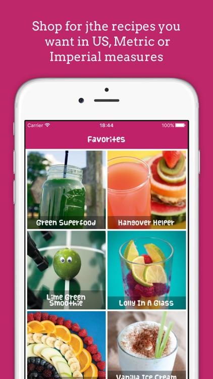 Funky Fresh Juice screenshot-4