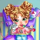 急救模拟:流感治疗 - 儿童医生感冒预防检查照顾模拟游戏 icon
