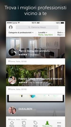 Houzz - Design per la casa Screenshot