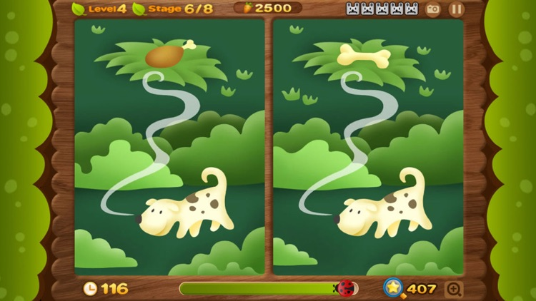 Spot Venture Plus - What's the Difference? spot the differences in hidden objects games for free screenshot-3