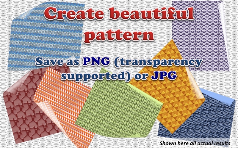 Pattern Generator Screenshot