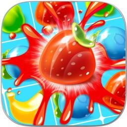 Juice Fruit Match 3