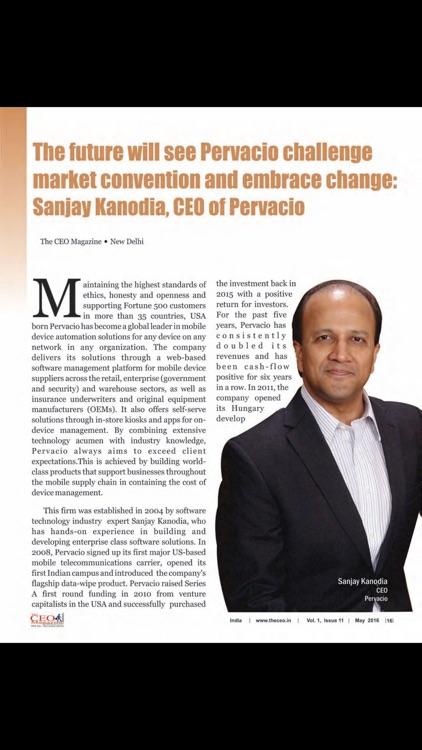 The CEO Magazine
