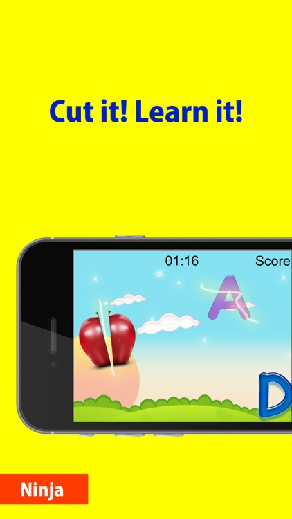 Tap and learn ABC, Preschool game to learn alphabet and phonics with animations screenshot-4