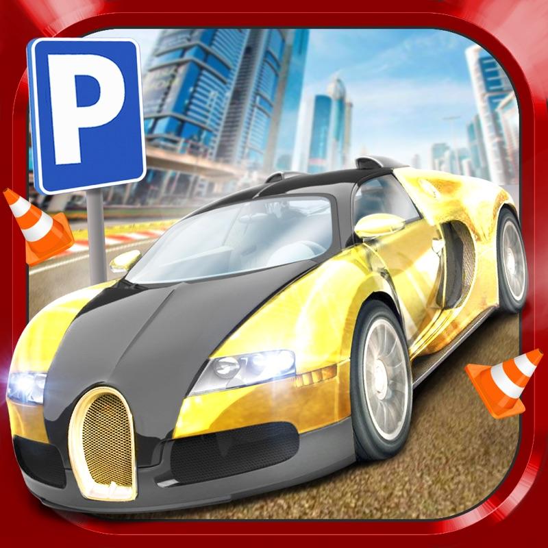 3D Dubai Parking Simulator Drive Real Extreme Super Sports Car Hack Tool