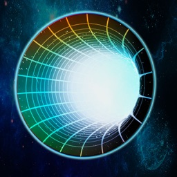 Fiber Space Tube - Endless super universe tunnel run