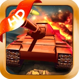 Tank World War HD : Laser Battle - A Classic Attack Defense Shooting Game