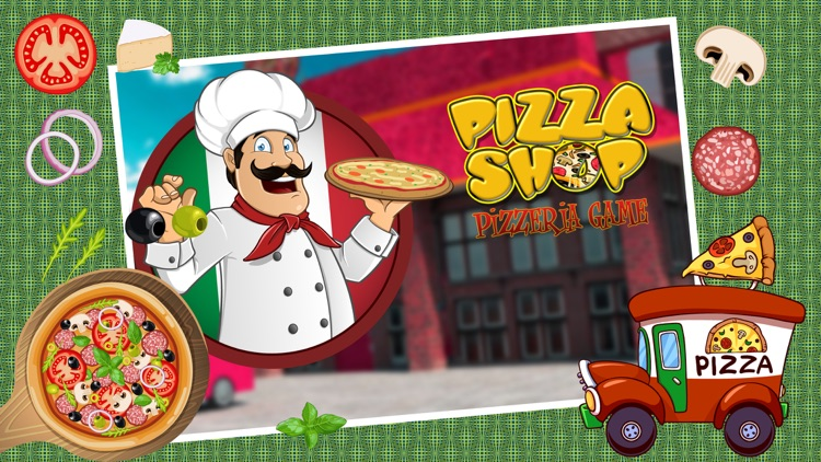 Pizza Maker - Italian Cooking game