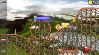 Rollercoaster Builder Travel screenshot two