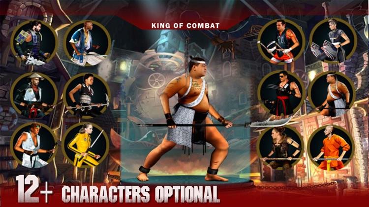 King of Combat Ninja Fight