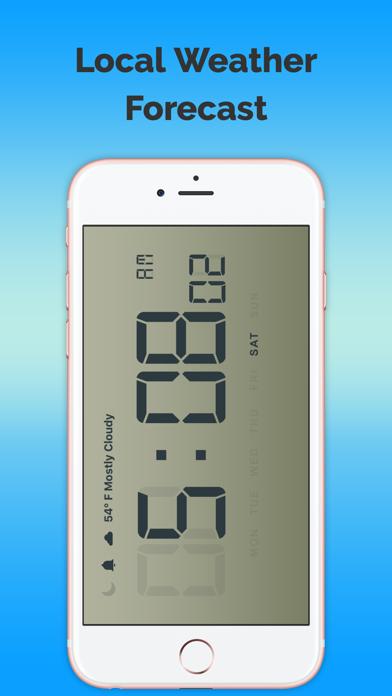 タイムクロック - 天気予報無料のおすすめ画像3