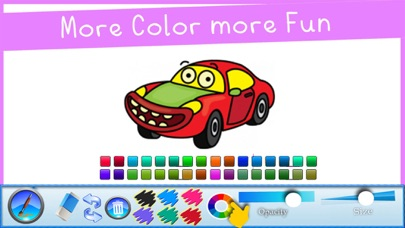 Sketch Scribble Art - Scrawl Art | Simple Drawing App & Learn How to Draw something on Pad for kids screenshot four