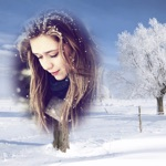 Winter Photo Frame - Amazing Picture Frames & Photo Editor