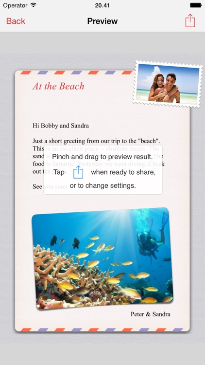 Lifecards - Postcards screenshot-3