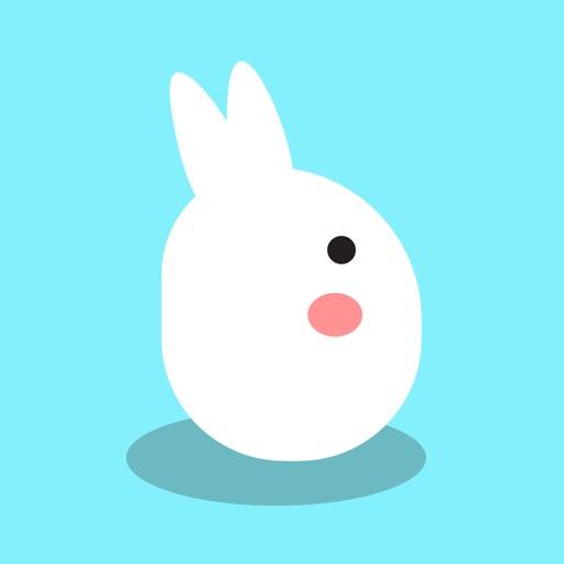 Funny Bunny! app logo