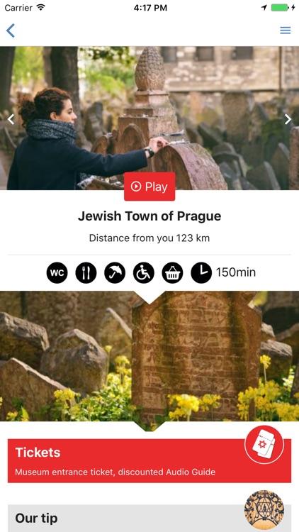 Židovská Praha screenshot-3