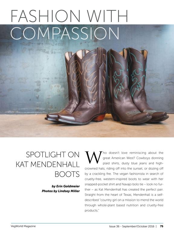 VegWorld Magazine screenshot
