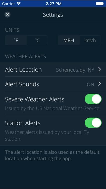 WRGB CBS 6 Weather Authority screenshot-4