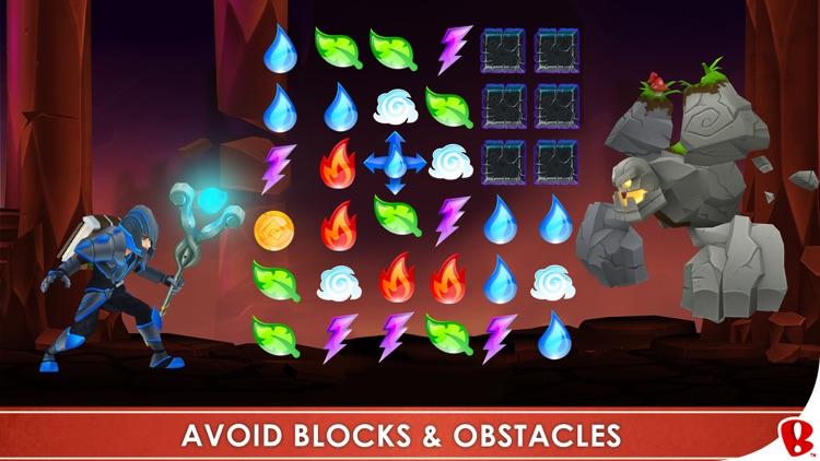 Spellfall™ - Puzzle Adventure screenshot-3