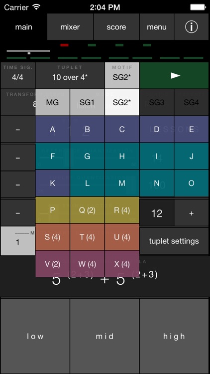 Tuplet Trainer screenshot-3