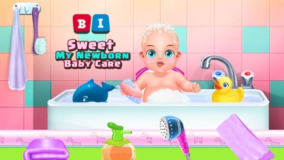 Sweet My newborn  baby care screenshot two