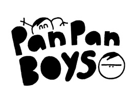 Express emotions and send love to all your friends with the PanpanMojis Boys version