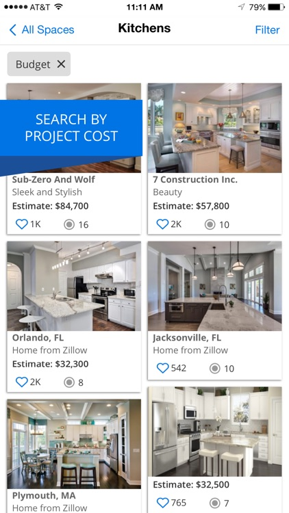 Zillow Digs - Home Design and Paint Visualizer screenshot-3