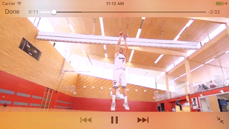 1x1 Basketball Training - Video Guide screenshot-3