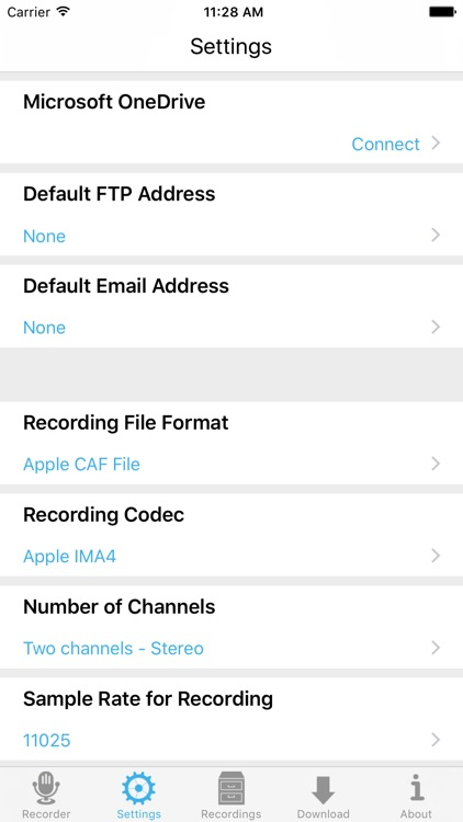 Ultimate Voice Recorder screenshot-4