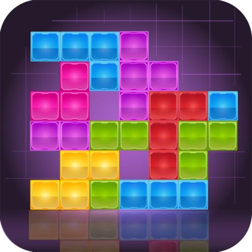 Block Puzzle 1010: Glow breaker game