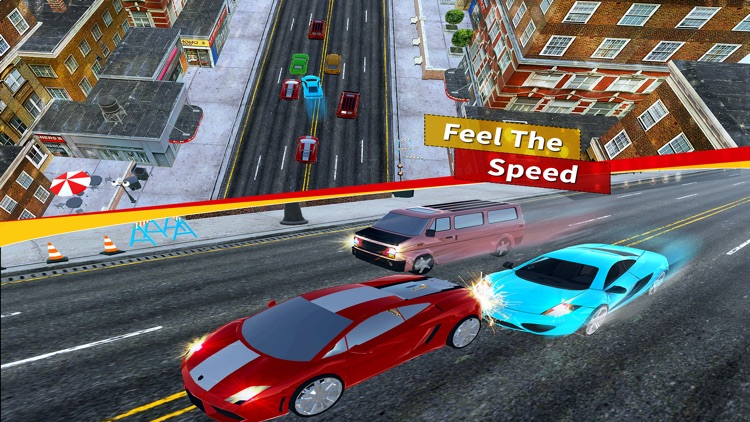 Horizon Traffic Racer: Endless Highway Racing