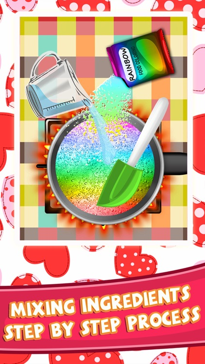 Candy Dessert Making Food Games for Kids