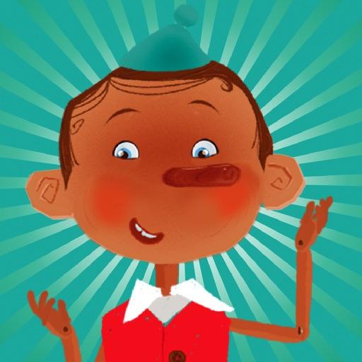 Pinocchio. Interactive Bedtime Story