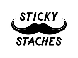 Sticky Staches
