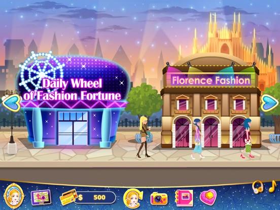 Milan Shopaholic -Shopping and Dress Up Game для iPad