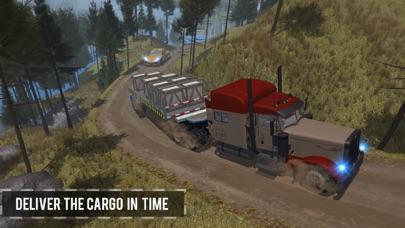 拖车卡车越野驾驶 App 截图