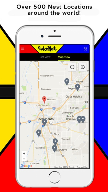PokeNet - Guide, Maps, and Social Network for Pokemon Go!