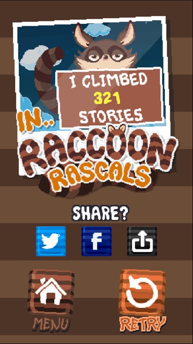 Raccoon Rascals Screenshot