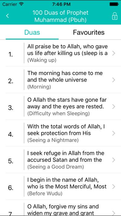 Quran Duas - Islamic Dua, Hisnul Muslim, Azkarのおすすめ画像3