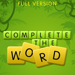 Complete The Word For Kids (Full Version)