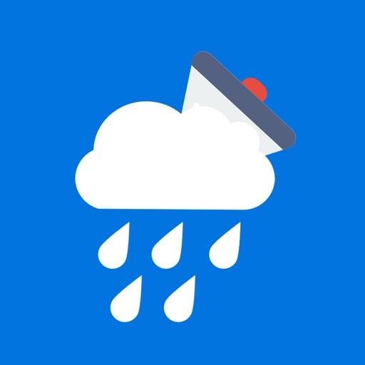 WeatherAlert - Precipitation and weather forecasts