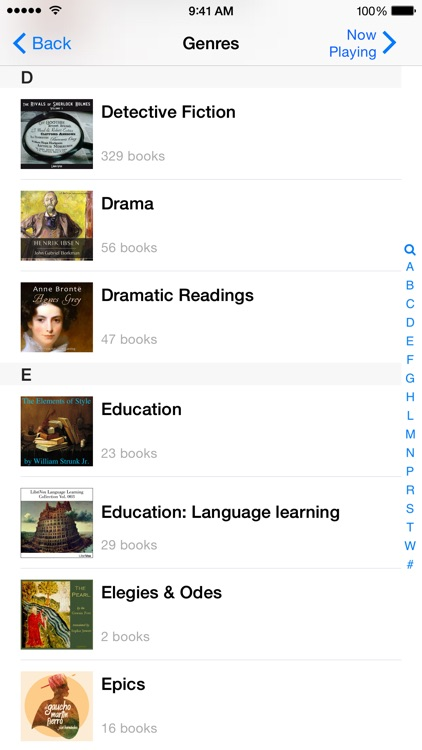 Monologue: Audiobooks Player with 7000+ Free Books screenshot-4